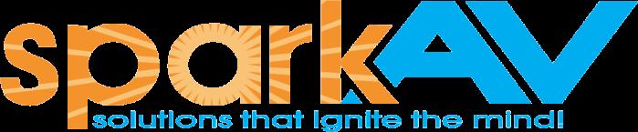 sparkAV logo transparent bkgd